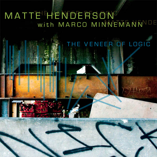 Matte Henderson with Marco Minnemann — The Veneer of Logic