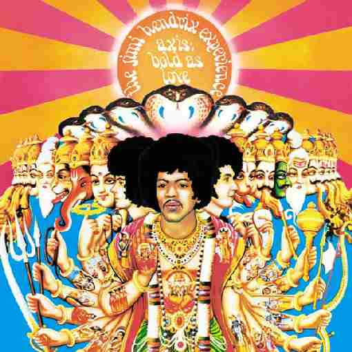 The Jimi Hendrix Experience — Axis: Bold as Love