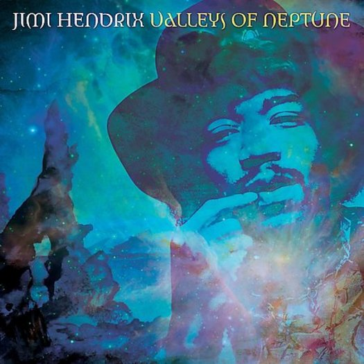 Jimi Hendrix — Valleys of Neptune
