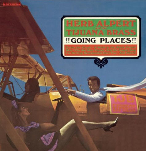 !!Going Places!! Cover art
