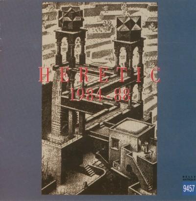 1984-88 Cover art