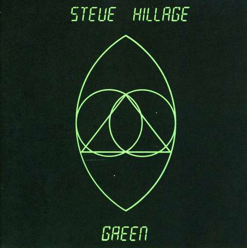 Steve Hillage — Green