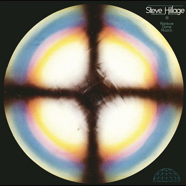 Steve Hillage — Radio Dome Musick