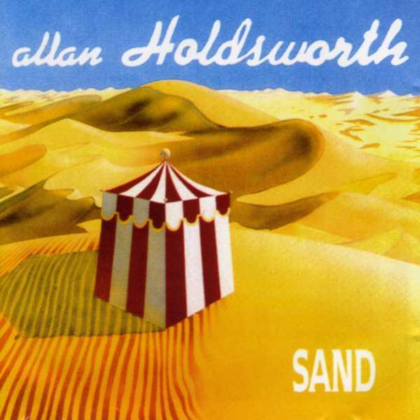 Allan Holdsworth — Sand
