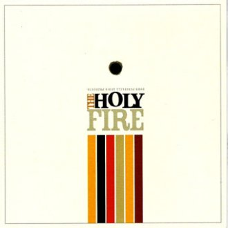 The Holy Fire Cover art