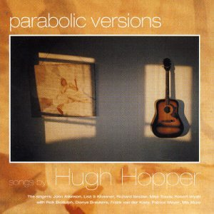 Parabolic Versions Cover art