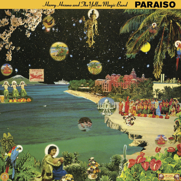 Paraiso Cover art