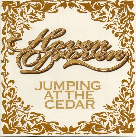 Jumping at the Cedar Cover art
