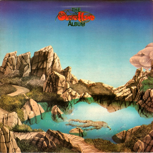 Steve Howe — The Steve Howe Album