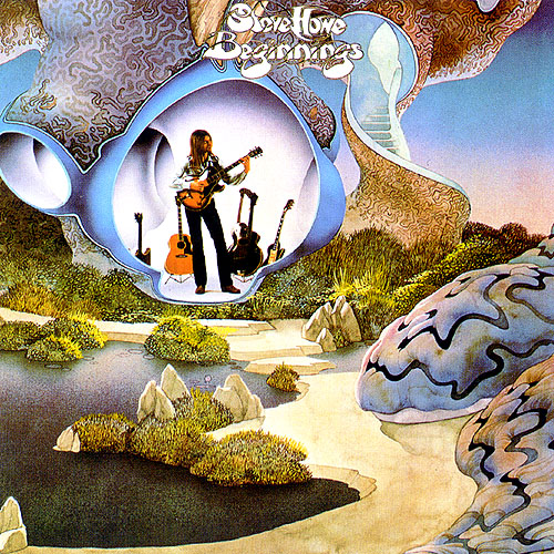 Steve Howe — Beginnings