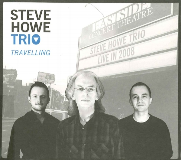 Travelling Cover art