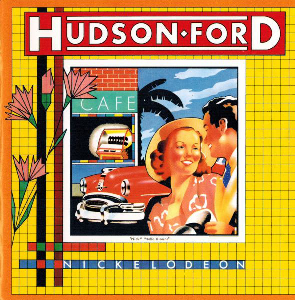 Hudson-Ford — Nickelodeon