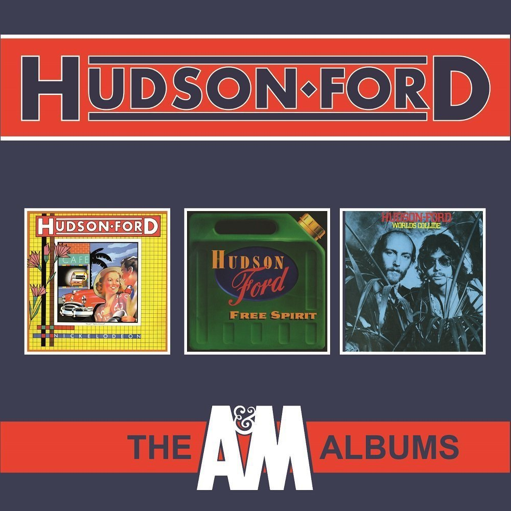 Hudson-Ford — The A&M Albums