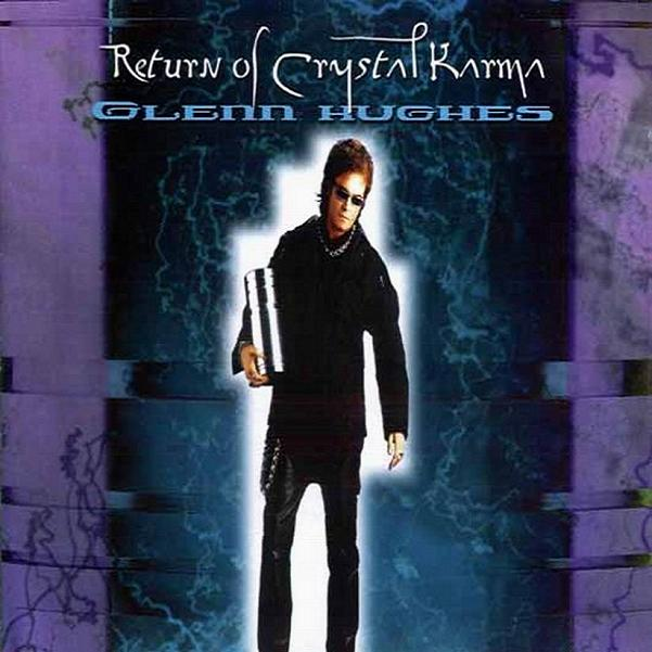 Return of Crystal karma Cover art