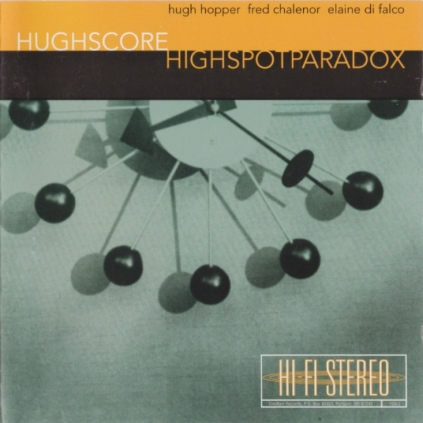 High Spot Paradox Cover art