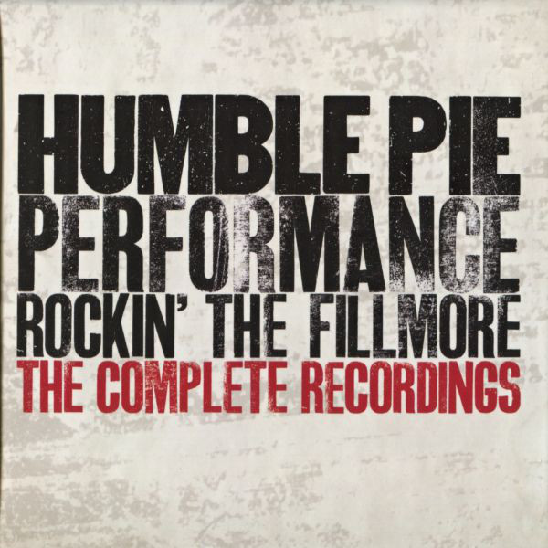 Performance - Rockin' the Fillmore - The Complete Recordings Cover art