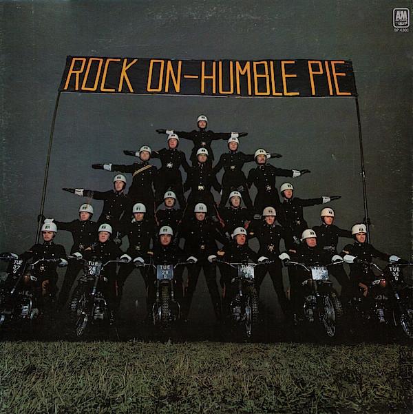 Humble Pie — Rock On