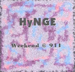 Weekend @ 911 Cover art