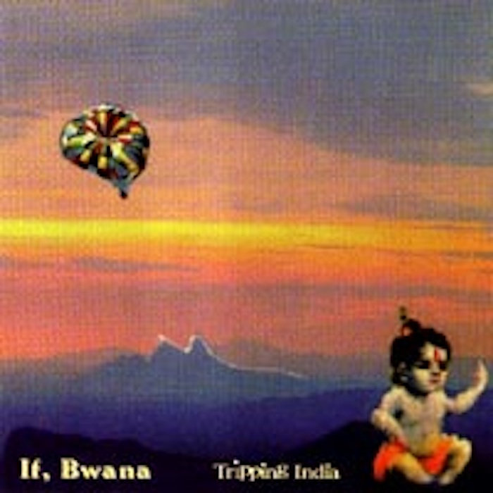 Tripping India Cover art