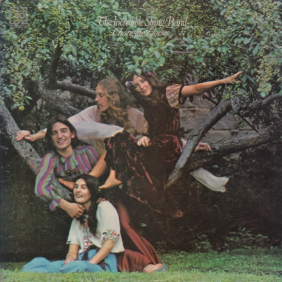 The Incredible String Band — Changing Horses
