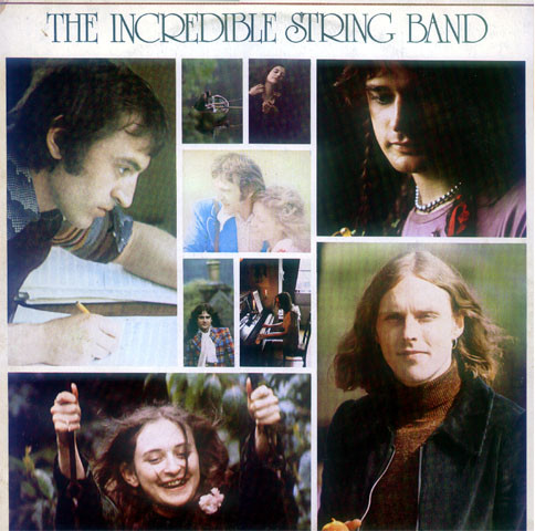 The Incredible String Band — Earthspan