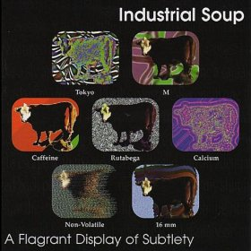 Industrial Soup — A Flagrant Display of Subtlety
