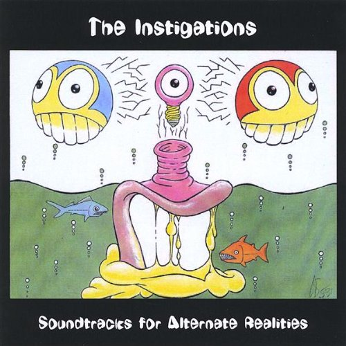 Soundtracks for Alternate Realities Cover art