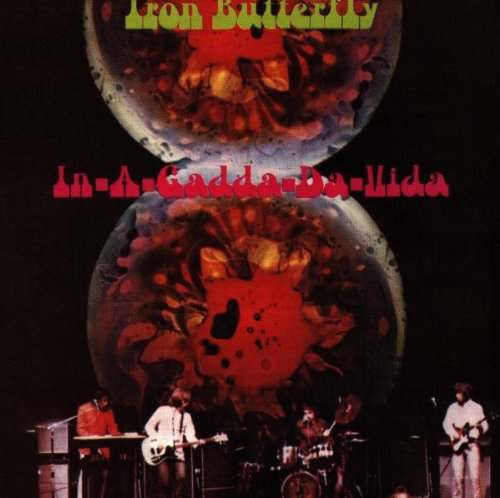 Iron Butterfly — In-A-Gadda-Da-Vida