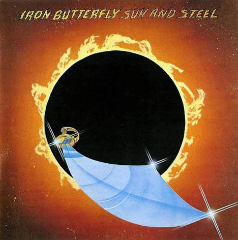 Iron Butterfly — Sun And Steel