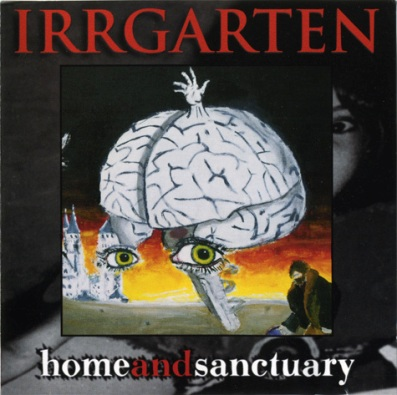 Home and Sanctuary Cover art