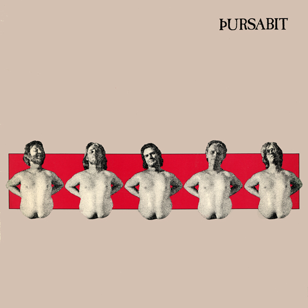 Þursabit Cover art