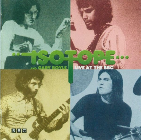 Isotope and Gary Boyle — Live at the BBC