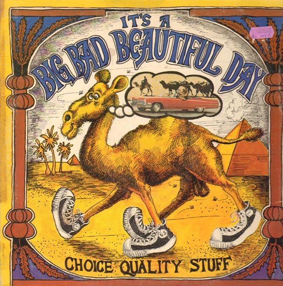 It's a Beautiful Day — Choice Quality Stuff / Anytime