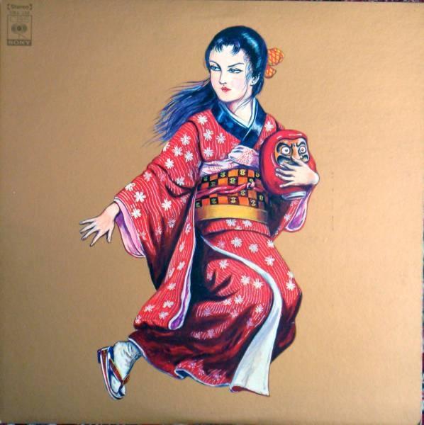 J.A. Seazer — Den'en Ni Shisu