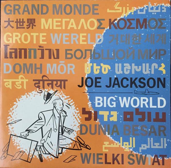 Joe Jackson — Big World