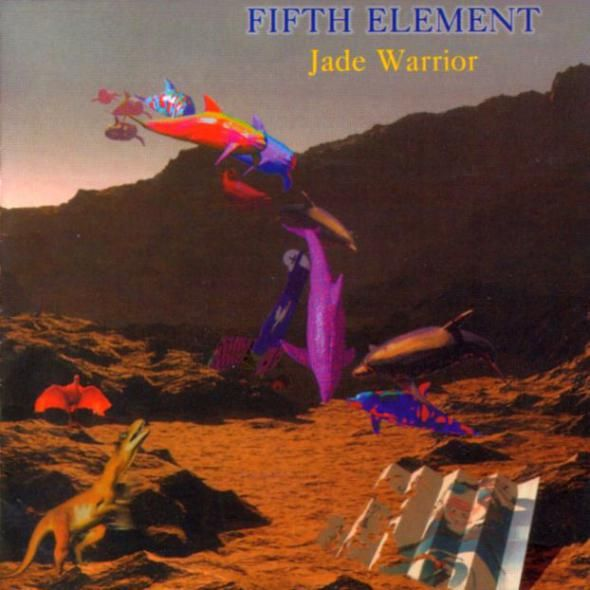 Jade Warrior — Fifth Element