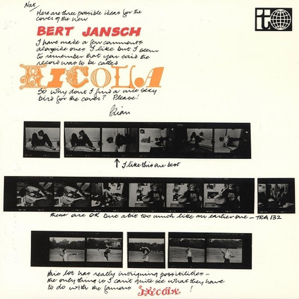 Bert Jansch — Nicola