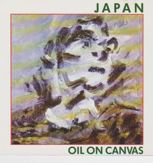 Japan — Oil on Canvas