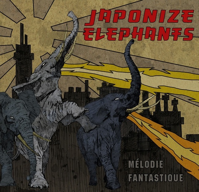 Japonize Elephants — Mélodie Fantastique