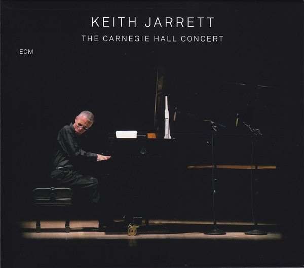 Keith Jarrett — The Carnegie Hall Concert