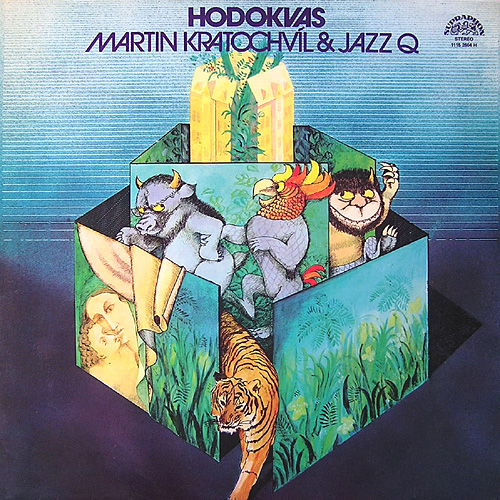 Martin Kratochvíl & Jazz Q — Hodokvas (Feasting)