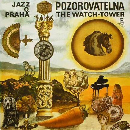Jazz Q Praha — Pozorovatelna (The Watch-Tower)