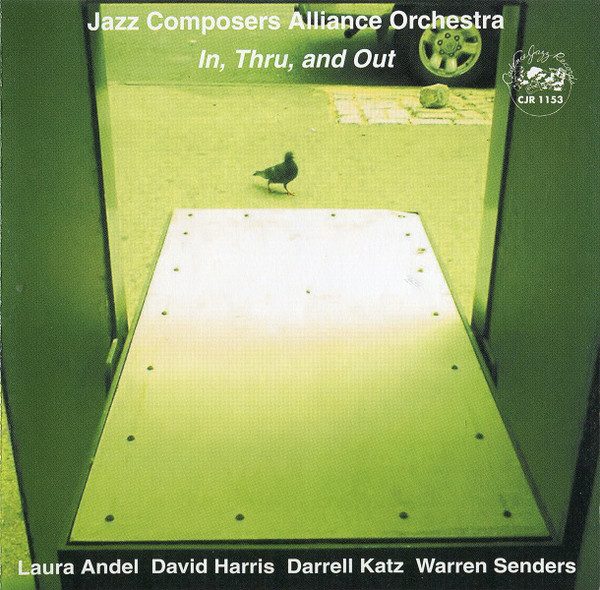 Jazz Composers Alliance Orchestra — In, Thru, and Out