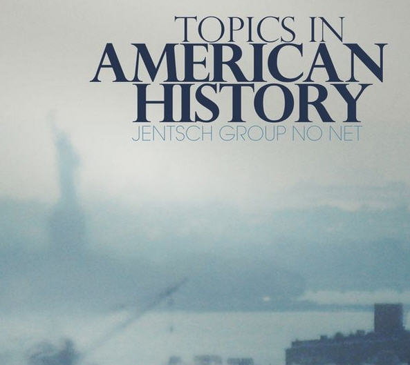 Topics in American History Cover art