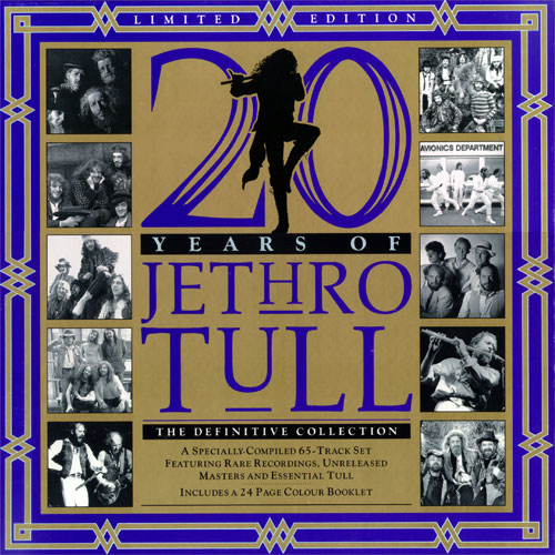 Jethro Tull — 20 Years of Jethro Tull