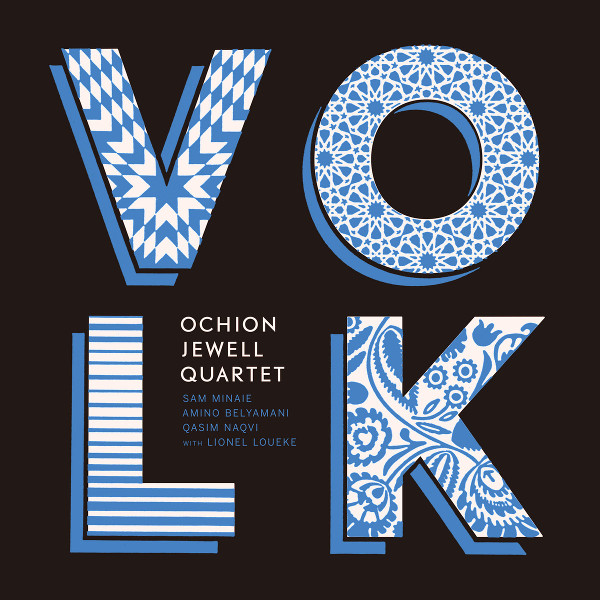 Ochion Jewell Quartet — Volk