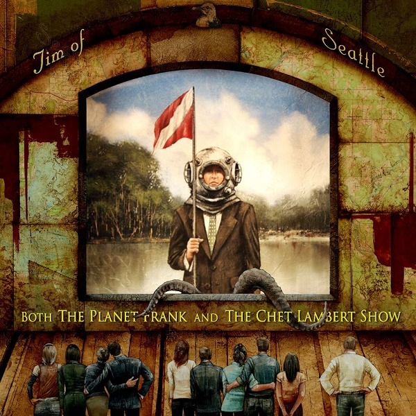 Both the Planet Frank and the Chet Lambert Show Cover art