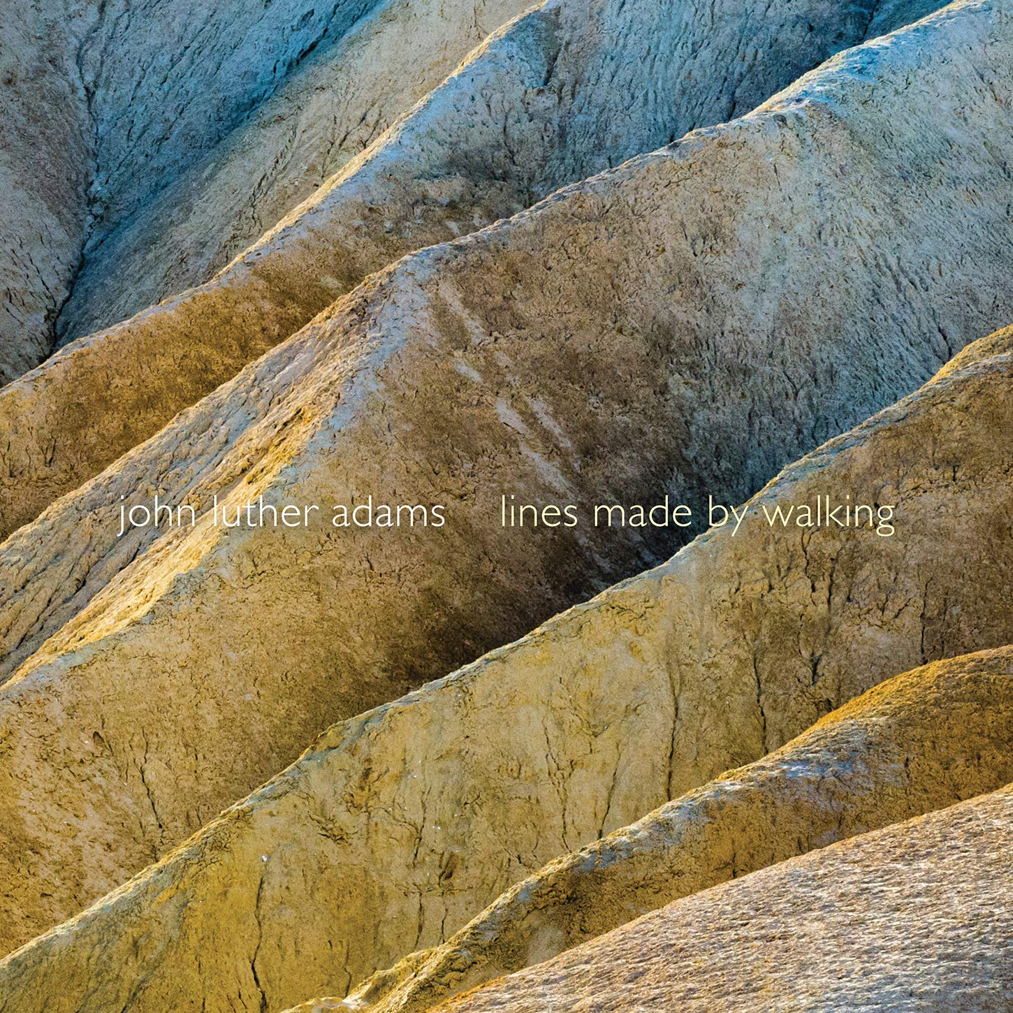 John Luther Adams — Lines Made by Walking