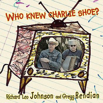 Who Knew Charlie Shoe? Cover art