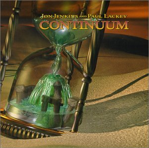 Continuum Cover art